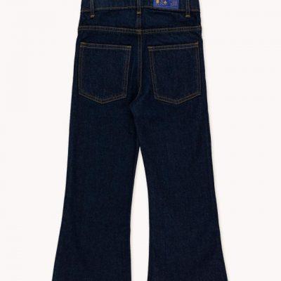 tiny cottons denim flared pants