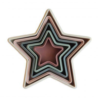 mushie stapeltoren nesting star