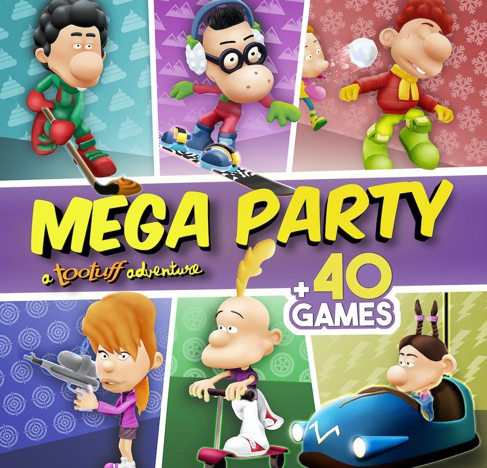 mega party