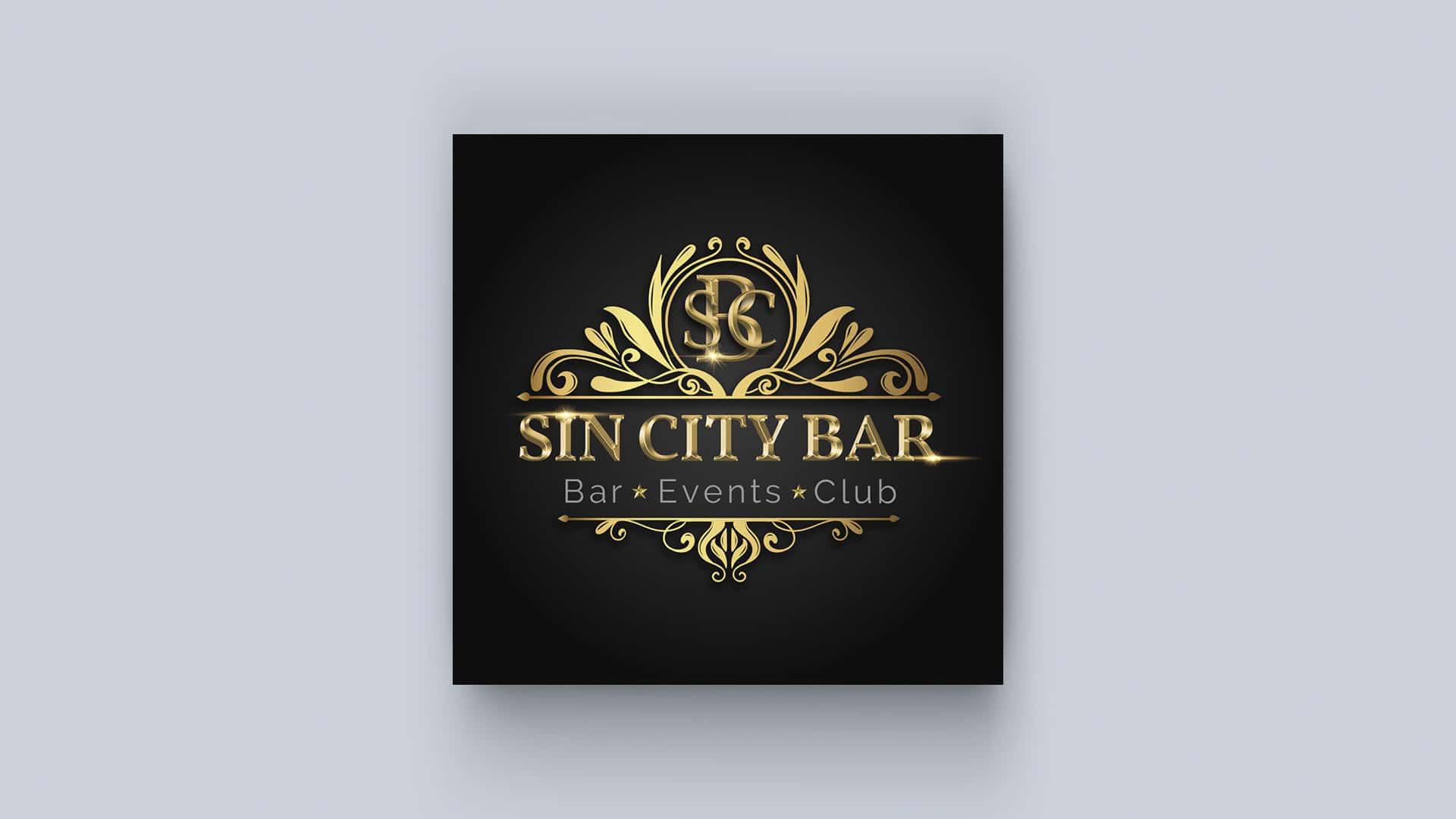 SinCityBar Logo