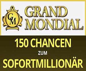 Online Casino Grand Mondial