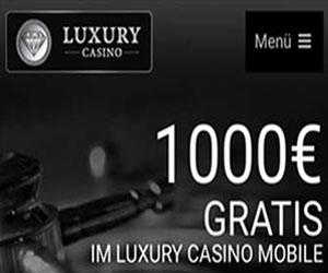 Luxury Casino auf PC und mobilen Geräten