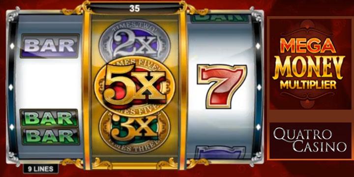 Der Online Spielautomat Mega Money Multiplier