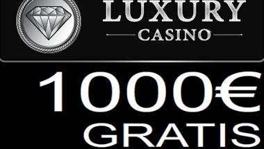 Luxury Casino und Echtgeld-Tischspiele