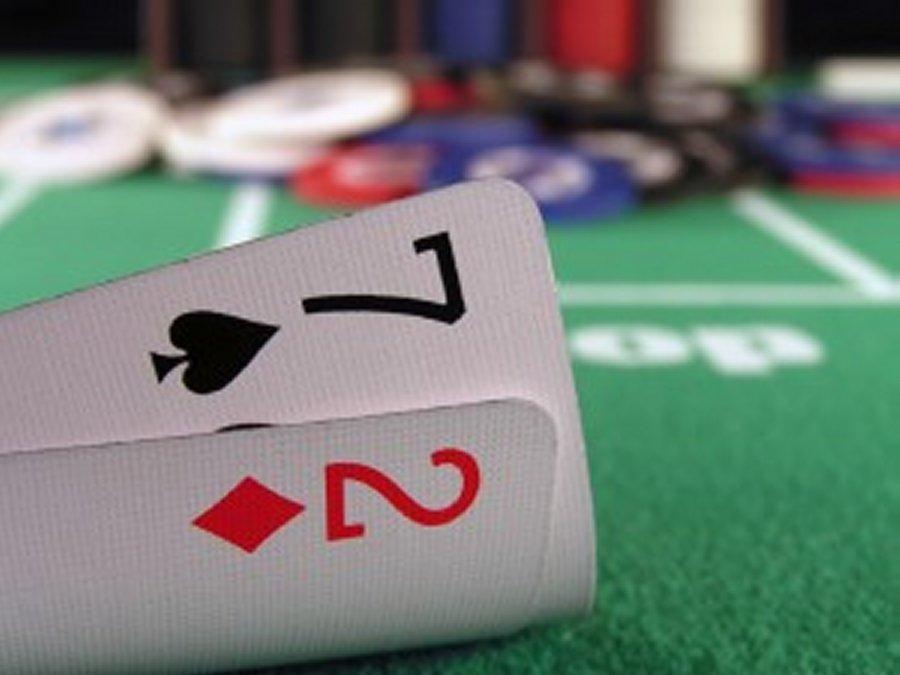Dårligste hånd i poker