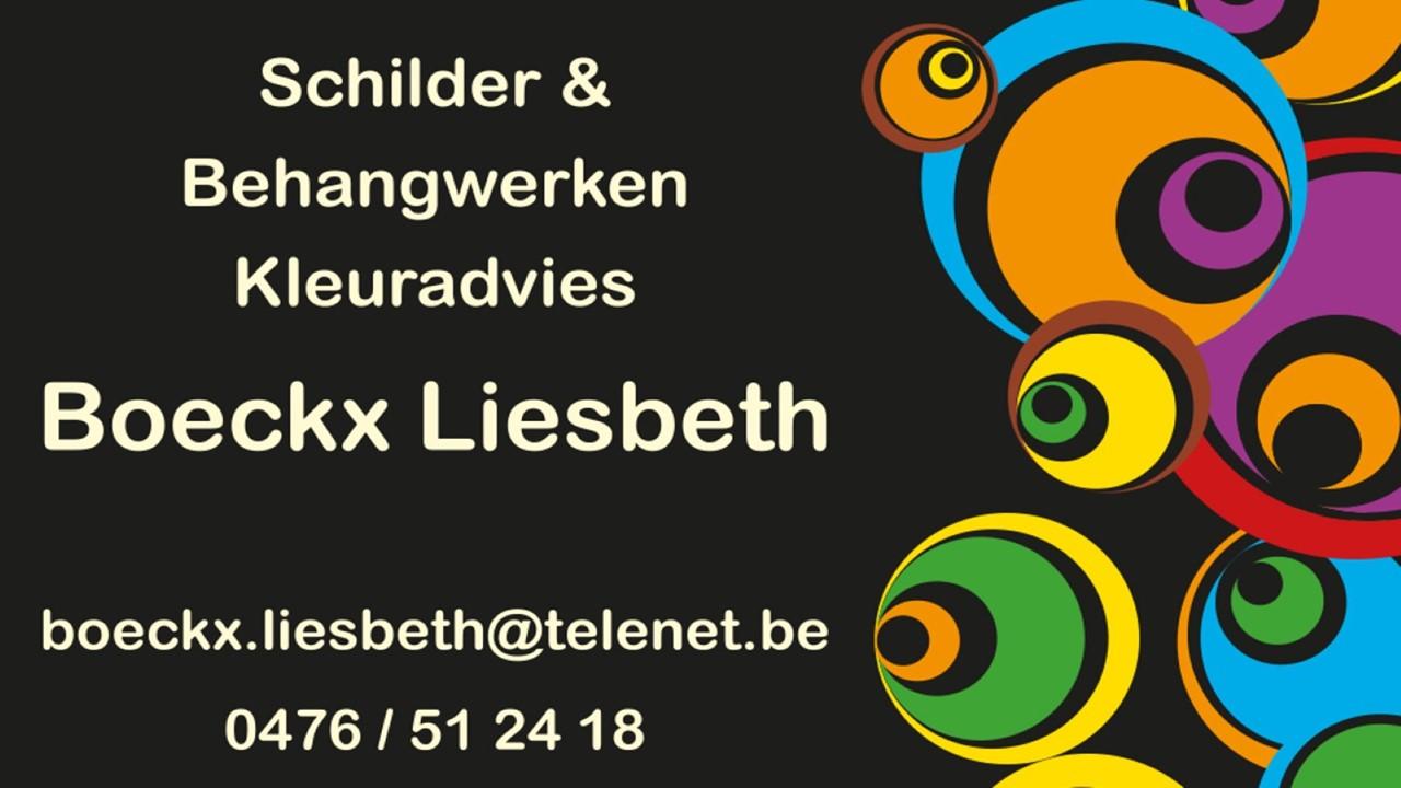 Boeckx Liesbeth Schilder en Behangwerken