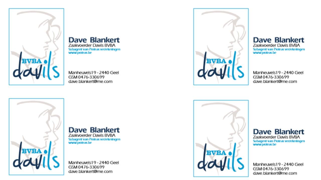 Davils Dave Blankert
