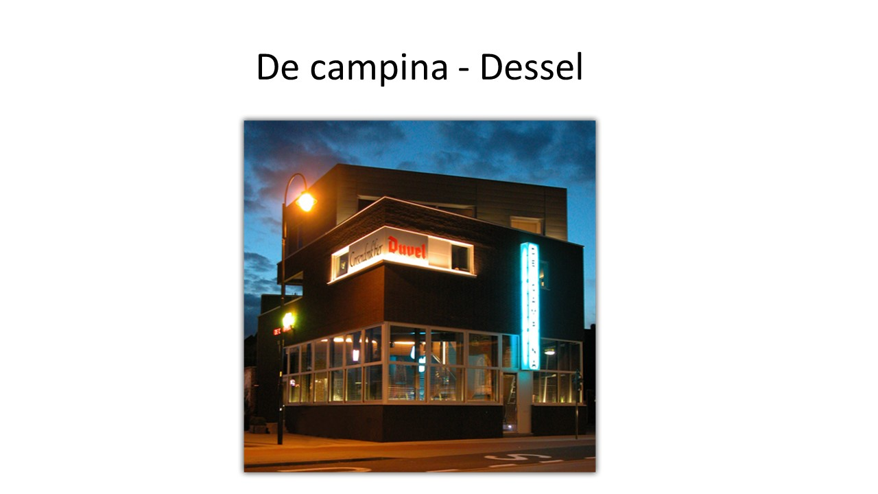 De Campina Dessel
