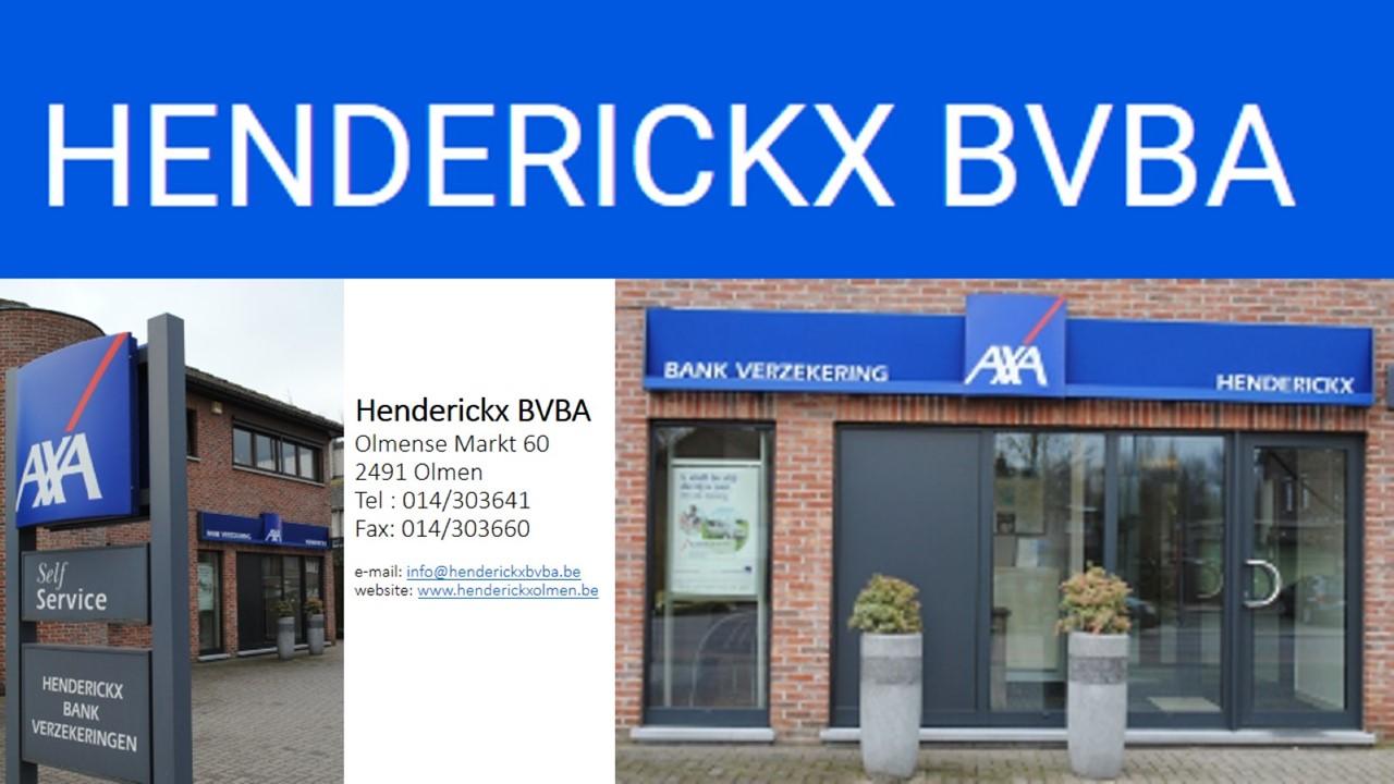 Verzekeringen Hendrickx Olmen