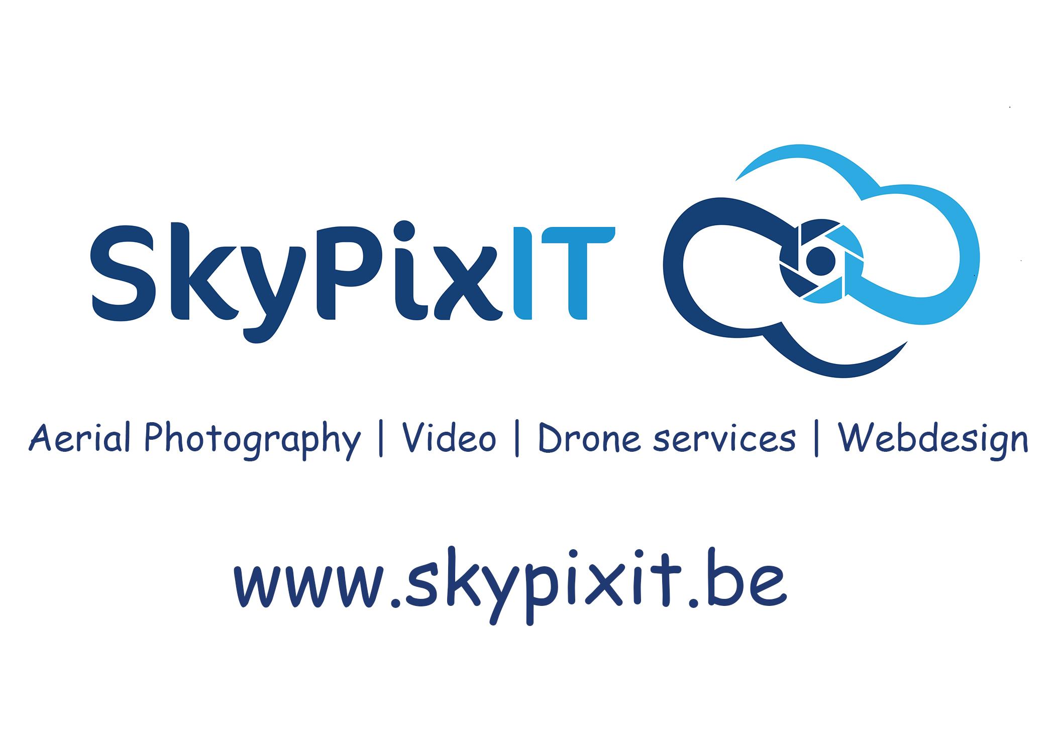 SkyPixIT Luchtfotografie Webdesign