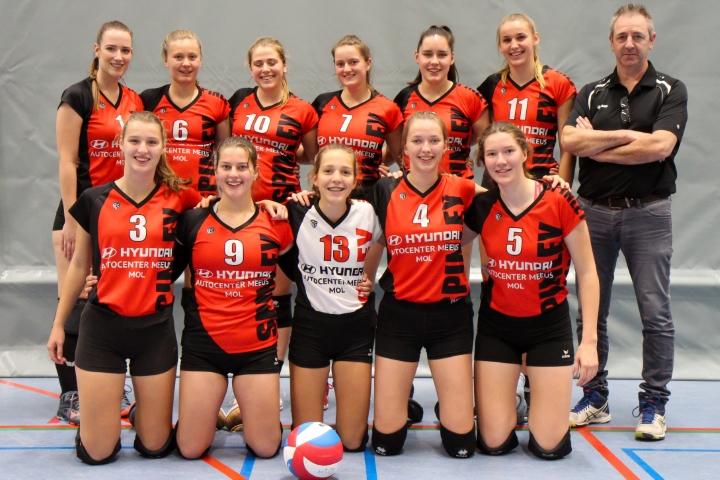 Dames 1 - 2e Divisie