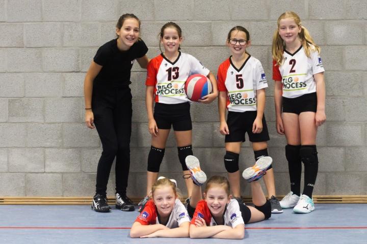 Meisjes U11 Preminiemen 3