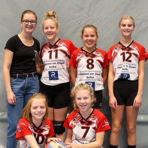 Meisjes U13 Miniemen 3