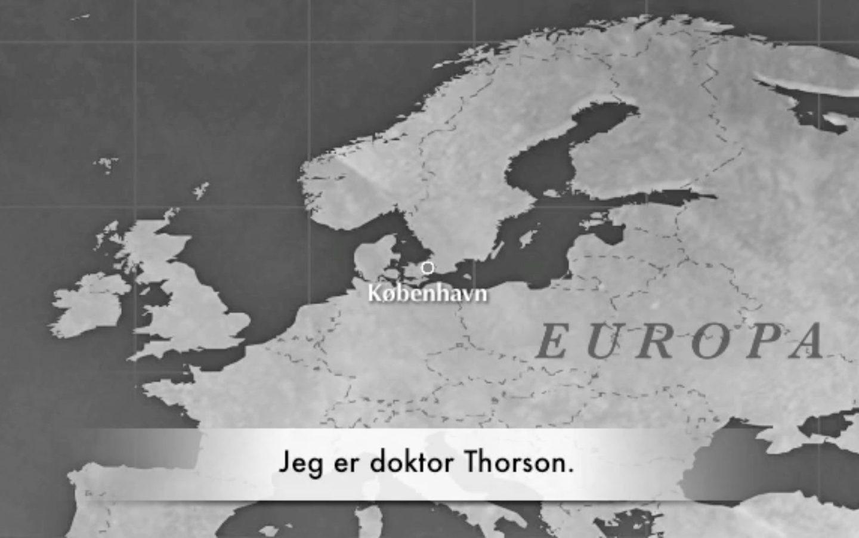Direkte åndestemme fra dr.med. Thorvald Thorson