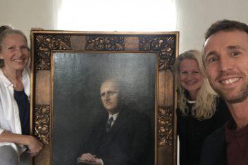 Einer Nielsen maleri