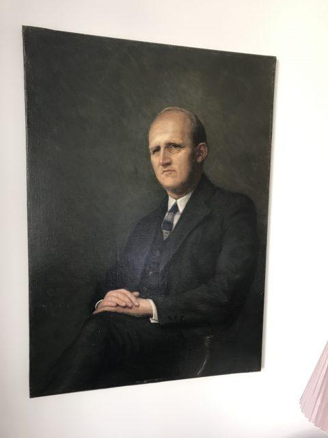 Einer Nielsen maleri ST