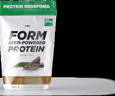 Frøbasert protein