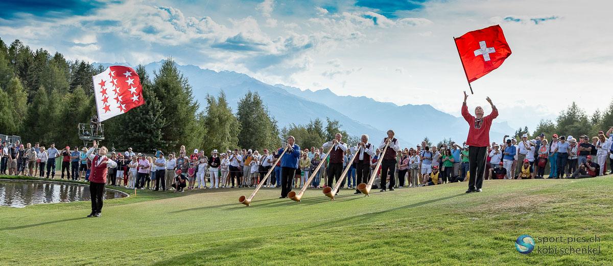 Golf Crans Montana