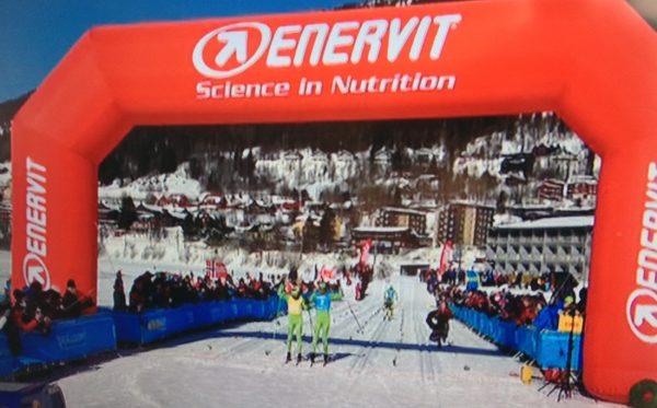 -Jørgen var egentlig hovedkonkurrenten min i dag, sa Anders etterpå. Det var altså ikke planlagt, men da de to brødrene var alene i tet med 500m igjen, ble de enige om å gå likt over mål.