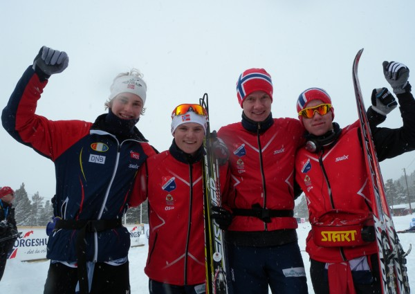 Stafett-Akershus1-vinnerlaget