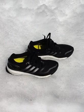 Disse skoene kan kanskje gi deg en skikkelig Boost! Foto: Marthe K. Myhre