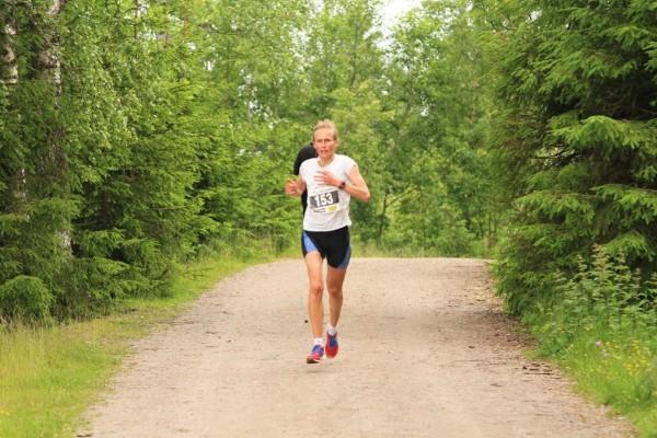 Nordmarka Halvmaraton 2012_Siri-Størmer