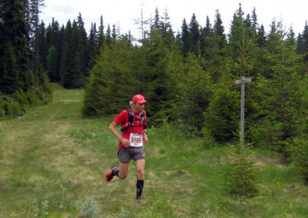 Sondre Amdahl i fin stil. Foto: Frode Monsen, Sportsmanden
