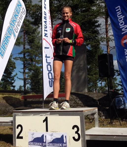 Vinner-junior-Heidi-Mårtenson