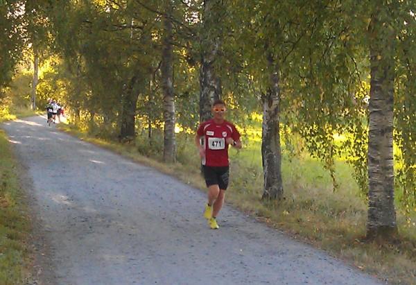 Glavamila 2013 Arve nr 3 2km