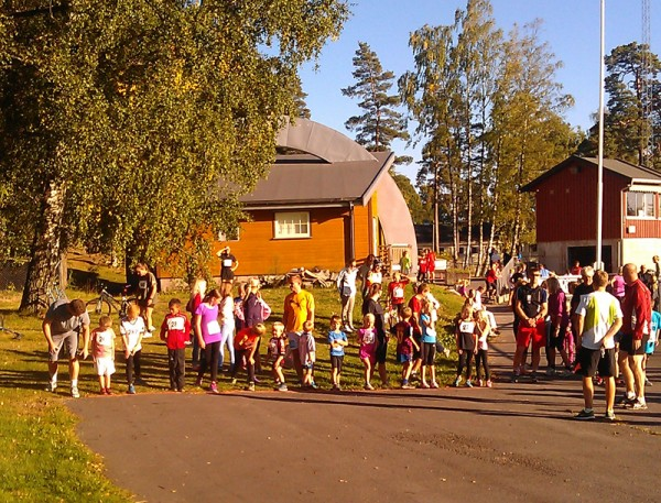 Glavamila 2013 barneløp