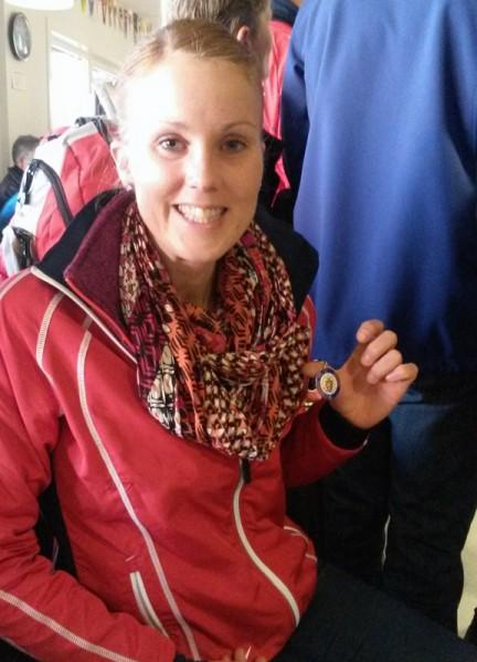 Jessheim 13 NM vinner Maria Venås