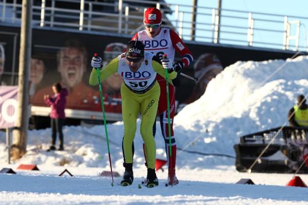 Arne Post holder fortsatt et meget høyt nivå og kan matche de fleste på sine beste dager. (Foto: Bjørn Hytjanstorp / Sportsmanden)