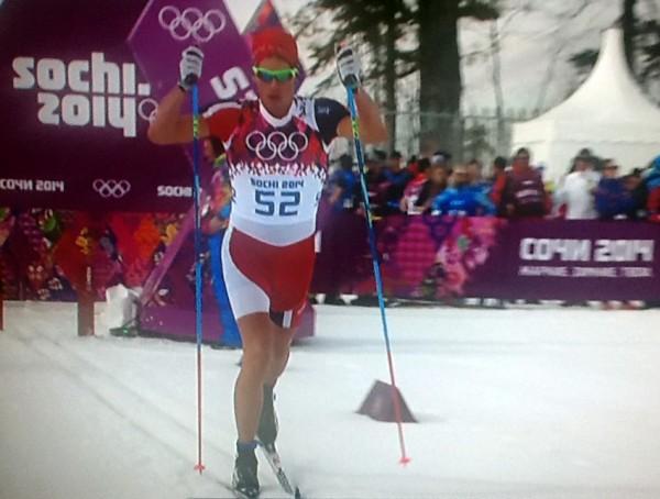 Det er ikke en sommer-skitur, men Chris Jespersen som legger i vei på sin OL-debut.