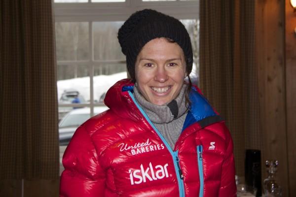 Inger Liv Bjerkreim Nilsen konkurrerer året rundt, og står ofte øverst på seierspallen, om det er løp, motbakkeløp, triathlon eller langrenn det er snakk om. (Foto: arrangøren)