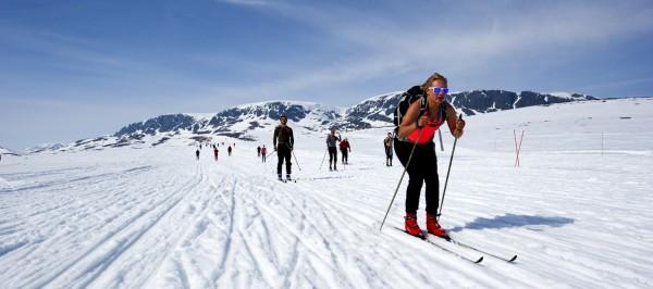 Turen må oppleves skal man skjønne hvor flott det er, sier Tron Gifstad.   (Foto: Arrangørens hjemmeside)