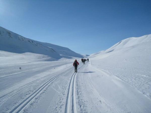 Svalbard-Skimaraton2014-fra-løypen