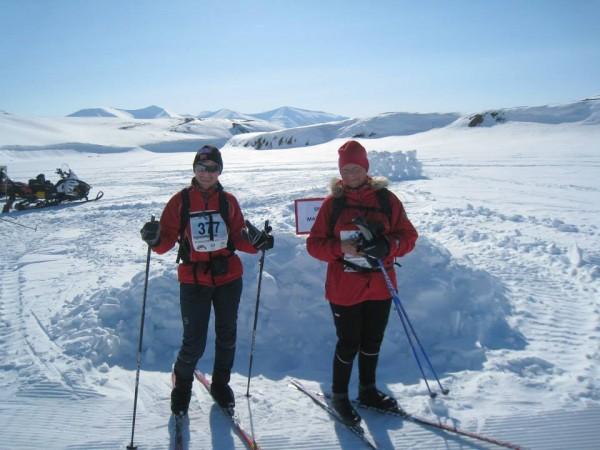 Svalbard-Skimaraton2014-halvveis