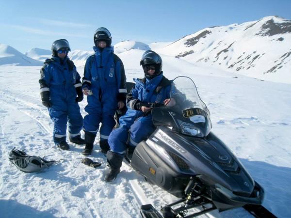Svalbard-Skimaraton2014-scootertur