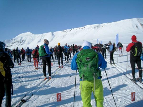 Svalbard-Skimaraton2014-starten