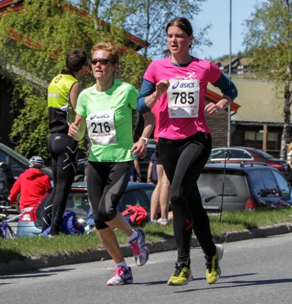 Halvmaraton2014-Hanne-spurter