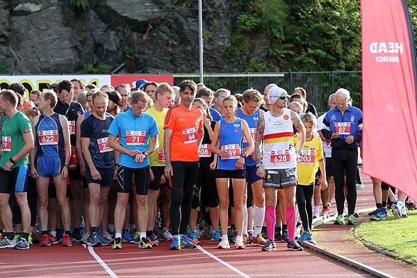 """Bjørn Tore Kronen Taranger og """"gjengen"""" Klar for start"""