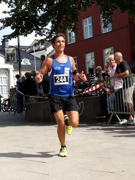 Pål-Helge Nilssen fra Northern Runners