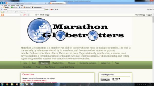 Marathon-Globetrotters