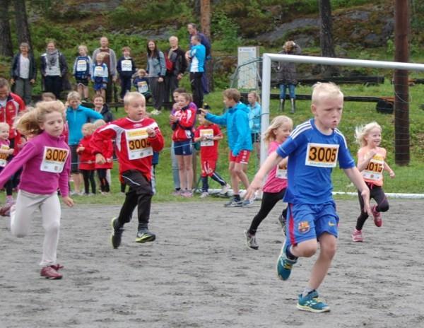 Skaubygdaløpet_barneløpet