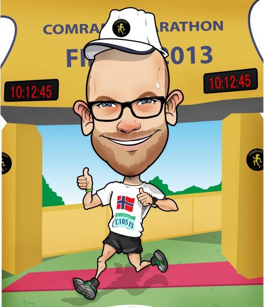 Denne bloggen handlar om løpeglede. Spenninga før løp. Smertene når det jamrar i lår. Målgangen. Men også treninga. Plassering jaktar eg ikkje. Det er kjenslene, opplevingane og draumane. Alt som motiverer til maratonløp og sånne som er lengre. Maratonglede.