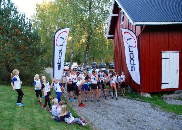 Start 6 km