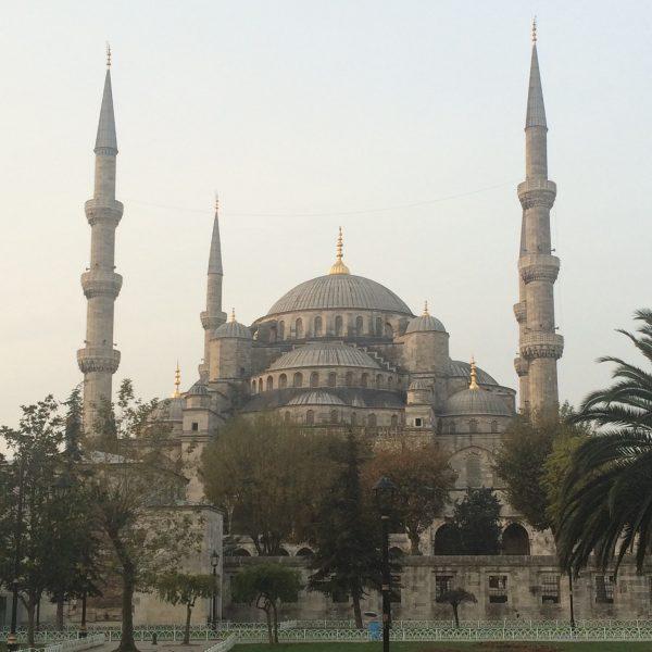 Den blå moskeen
