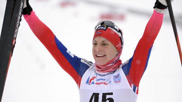 ENDELIG: Med VC-seier i Russland kunne Astrid Uhrenholdt Jacobsen juble igjen etter en lang og trøblete periode. (Foto: Fra bloggen)