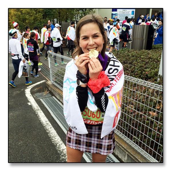 Tokyo15 - Endelig medalje