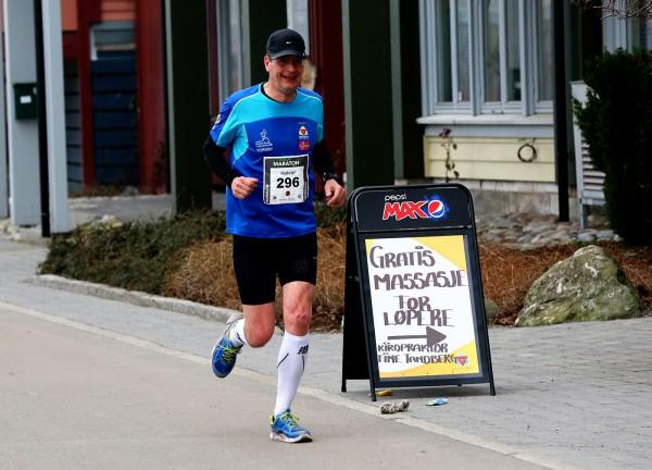 Holmestrand-Maraton-Halvor-Ronneng